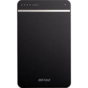 "Buffalo Technology (Usa), Inc - Buffalo Ministation Hd-Pgdu3 1 Tb External Hard Drive - Usb 3.0 - Portable ""Product Category: Storage Drives/Hard Drives/Solid State Drives"""