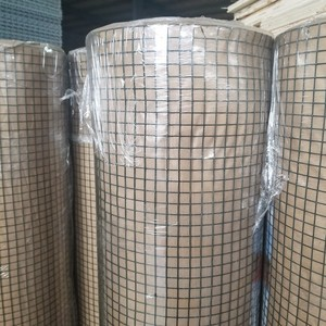 Cheap powder coat 1x1 Welded Wire Mesh For Bird Cage