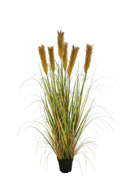 vente chaude int rieur d coratif plantes artificielle oignon herbe haute qualit artificielle. Black Bedroom Furniture Sets. Home Design Ideas
