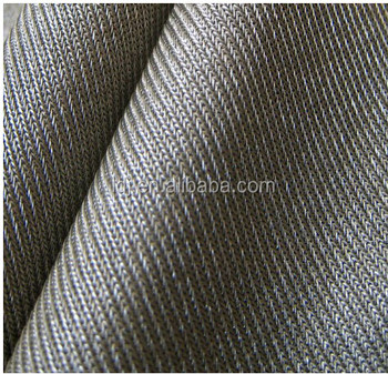silver coated fabric/Silver fiber /EMI SHIELDING Fabric