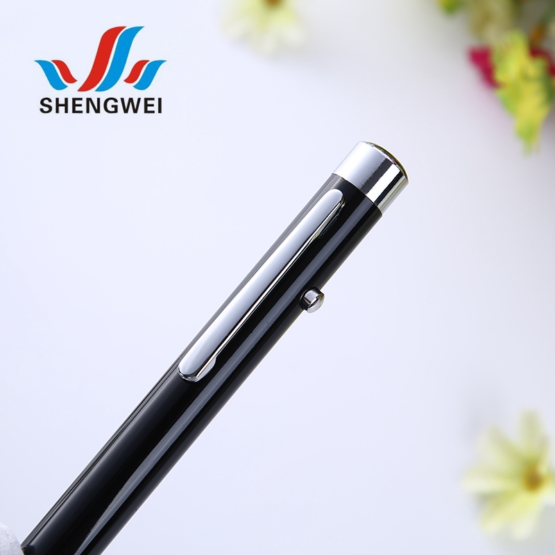 New design focusable waterproof small red dot 10w laser pointer for sale SW-801