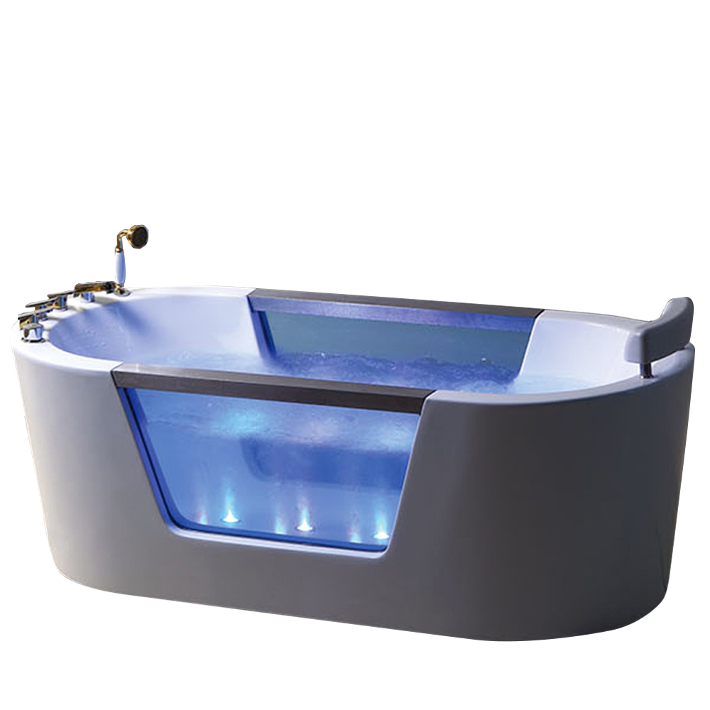 Oval Acrylic Bathtubs, Oval Acrylic Bathtubs Suppliers and ...