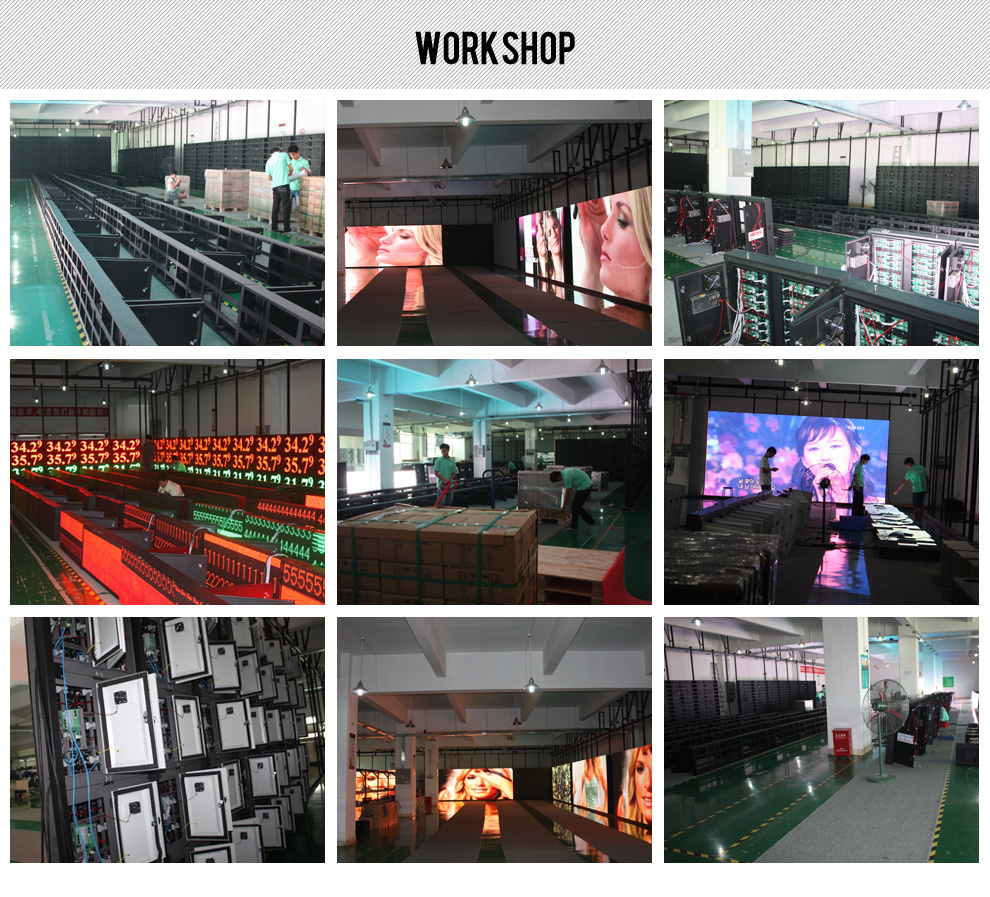 Led display parts led screen display backgrounds 160160mm 3232pixels 1 16