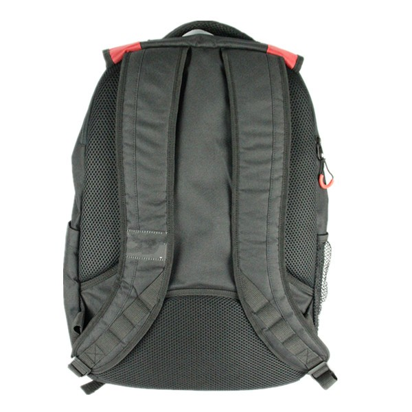 Fashion fancy polyester laptop backpack