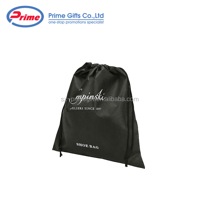 Factory Direct Non Woven Drawstring Bag with Logo