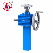 Best seller worm gear screw jack manual screw jack small screw jack