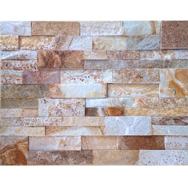 HS ZT052 Interior Concrete Indoor Brick Veneer Stone Wall Panels
