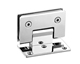 Bevel Circinal Angle 90 Degree Hydraulic 6mm Spring Load Door Shower Hinge