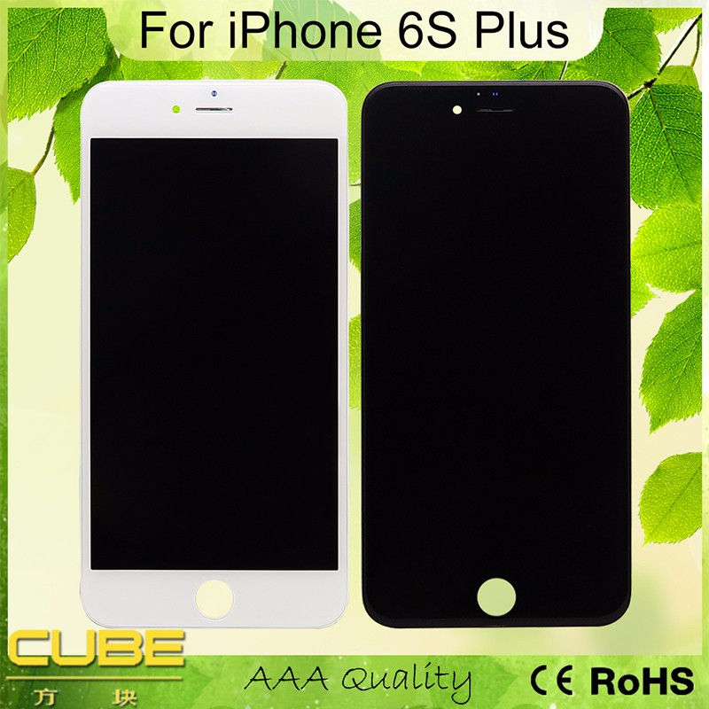 For iPhone 6s plus Used Longteng LCD AAA grade Mobile Screen Repair