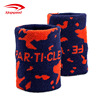 Festival fashion cheap cotton flat jacquard full pattern party events charity custom made wristband