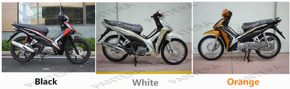 4-Stroke 110cc Cub Chinese 125cc Motorcycle for Sale Cheap