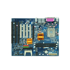 The new 775 pin Core G41 industrial motherboard with 3 ISA slots 4 PCI DDR3