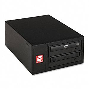 NRZDVD121 - DVD/CD Professional Duplication Systems