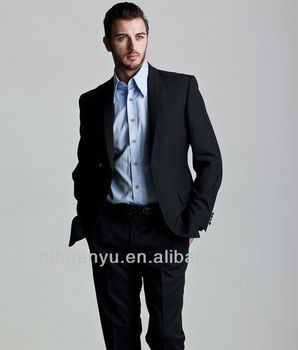 slim fit suits for handsome men western-style suit for men