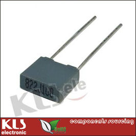 Mini Metallized Polyester Film Capacitor 1uf Capacitor KLS10-CL23B