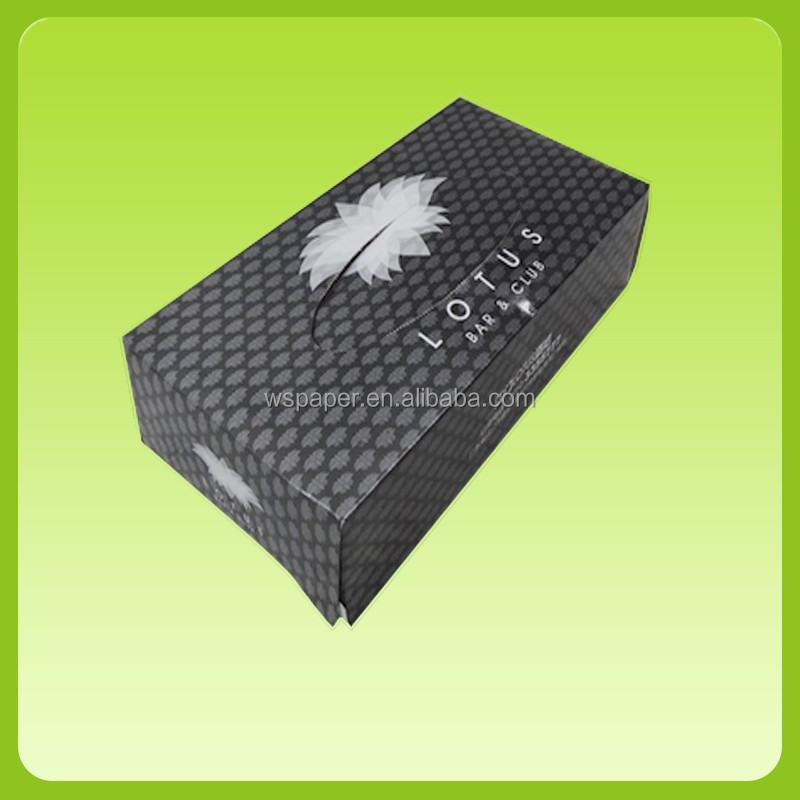 60-200 Sheets Soft Promotional Facial Tissue