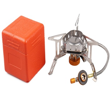 Portable Outdoor Picnic Camping Mini Cooking Gas Camping Stove