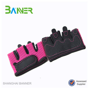 Custom Neoprene Anti-slip Palm Gym Gloves Fitness Gloves
