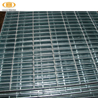 Hot sale galvanized flowforge grating