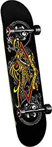 Powell Golden Dragon Mini Diamond Dragon III Complete Skateboard