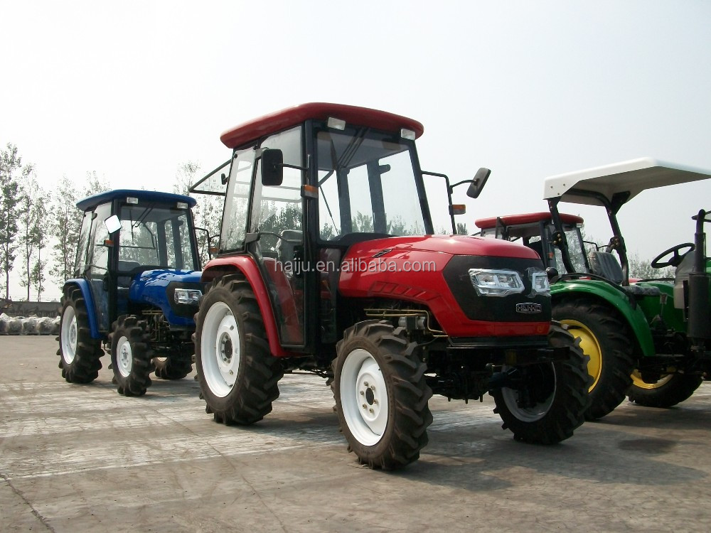 Best design 12-150hp 4WD tractor, tractor machinery agriculture price for sale