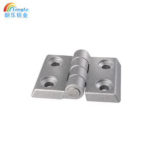 Window Plastic Door Detachable Hinge for aluminium profiles