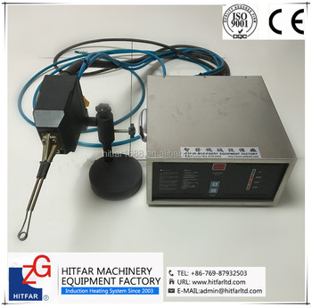 6KW/220V 1.2MHz Ultra-High Frequency Induction Brazing/Welding/Soldering/Heating Machine