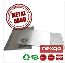 Business Metal Card