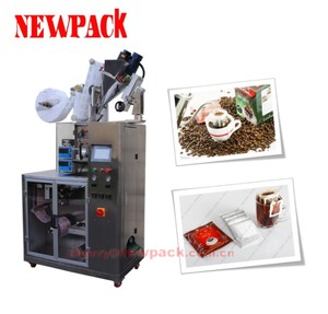 Mocha Coffee Drip Bag Packing Machine with Envelop