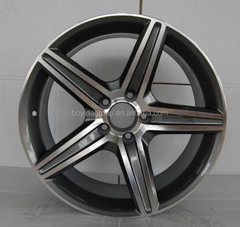 Cheap Car Alloy Wheels 5*112 5*120 5*114.3 Pcd
