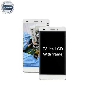Chinese Unlock Smartphone Lcd Screen With Frame For Huawei P8 Lite &2017 Lcd Display Complete Refurbished