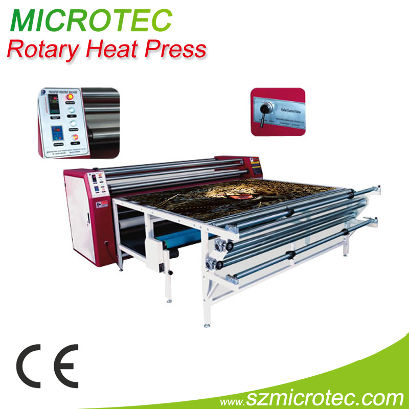 Rotary Thermal Transfer Machine,Large Format Transfer