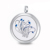 Fashion Jewelry 316L Stainless Steel Essential Oil Diffuser Floating Charm Locket Pendant