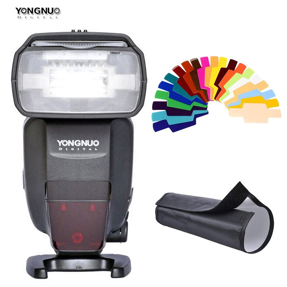 YONGNUO YN600EX-RT Auto TTL 2.4G Wireless HSS 1/8000s Master Flash Speedlite with Radio Slave for Canon