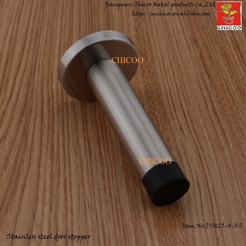 wall door stopper. Wonderful Stopper 304 Stainless Steel Wall Door Stoppers Wooden Stopper Glass  With T