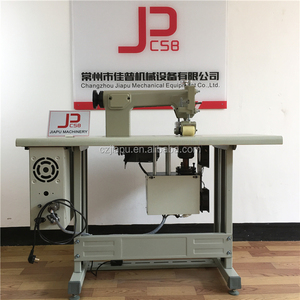 Ultrasonic lace sewing machine used for underwear, lace and lace tablecloth manufacturing