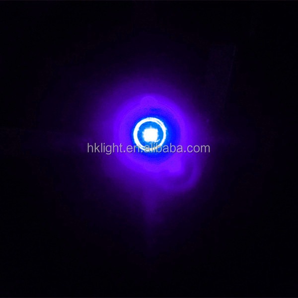 High power 3w 365nm nichia uv led for gernicidal / nail