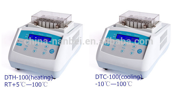 Professional manufacture max temp. 150 degree dry bath incubator