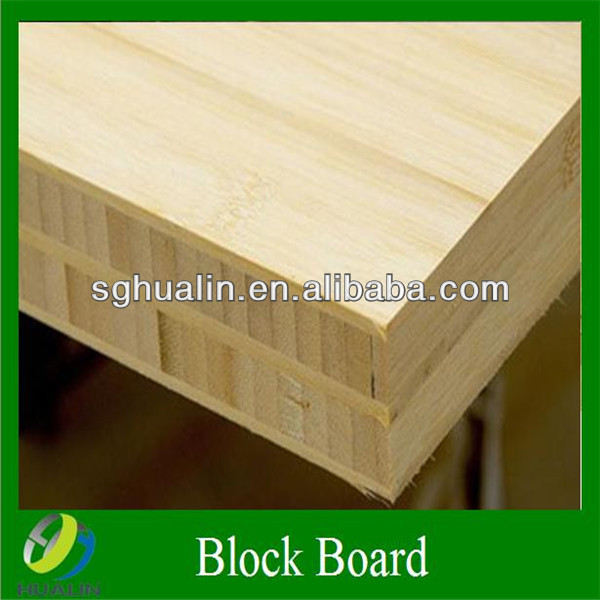 China Supplier High Quality Block Board