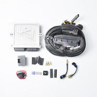 CNG LPG sequential injection systems ECU 2568D kits for motorcycle