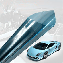 73% Vlt Bulletproof 1.52*30M/Roll Car Window Film Security Tinted Film