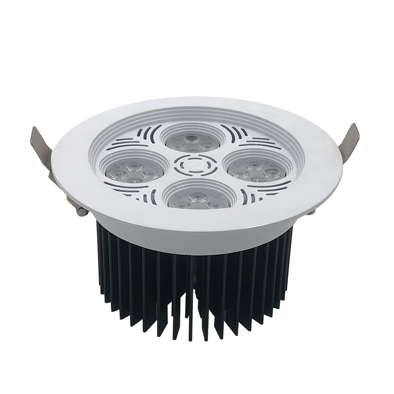 גבוהה באיכות ra80 40 w 30 w rgbw dmx downlight