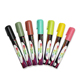 Private Logo washable body markers Reversible tip paint pen