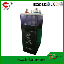 Super Quality Nickel ironBattery 12v 24v 48v 500AH NiFE Batteries for sale