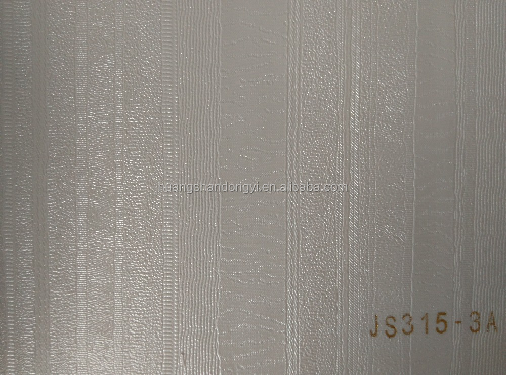 New Pearl white embossed pvc film or sheet or foil