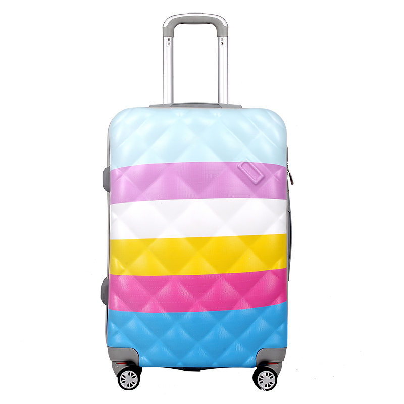 20 inch universal wheels trolley luggage travel bag. Black Bedroom Furniture Sets. Home Design Ideas