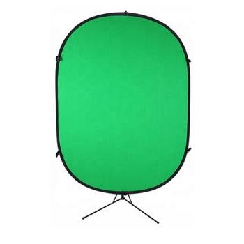 Chromakey Photo Cotton Collapsible Photography Green Screen Backdrop  Background - Buy Green Screen Background,Collapsible Background,Photo  Background