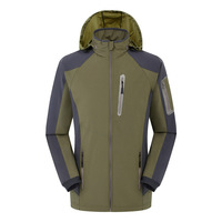 Hiking men and women waterproof jacket wholesale outdoor clothing
