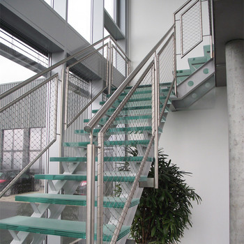 Stair Railing Safety Net/Real Factory