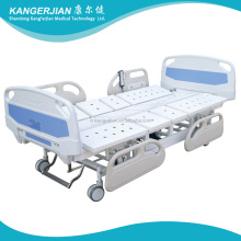 DC-004 CE ISO Three-function Marked Luxurious Full Electric Hospital Bed Sales Price